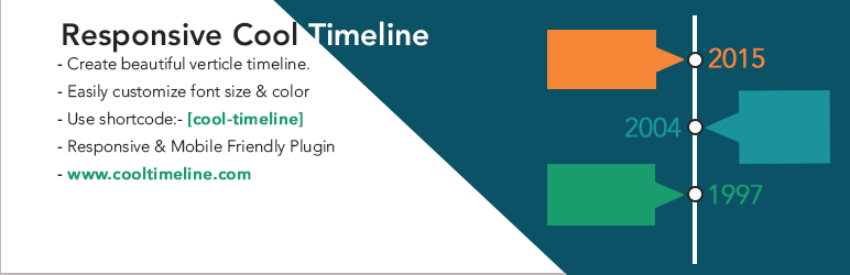 15 best free wordpress timeline widgets