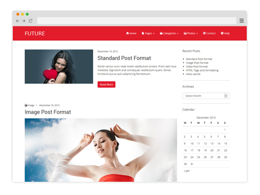 Future-Free-WordPress-Theme
