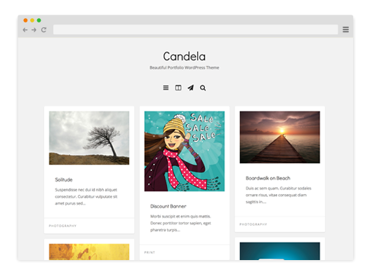 candela-portfolio-wordpress-theme