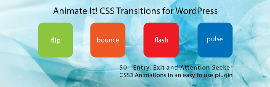20 Best Free Animation WordPress Plugins - DesignOrbital