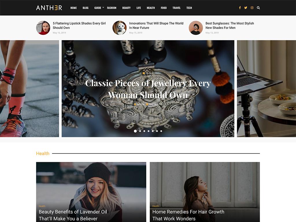 Premium Wordpress Themes Designorbital